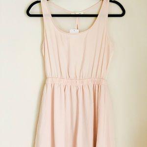 BNWT | lush • blush dress
